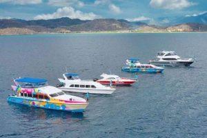 Speed Boat Labuan Bajo