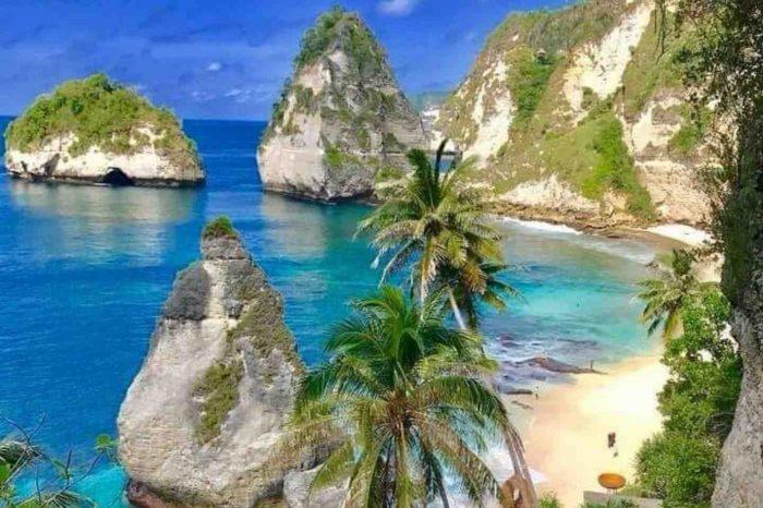 Paket Tour Nusa Penida Timur 1 Hari